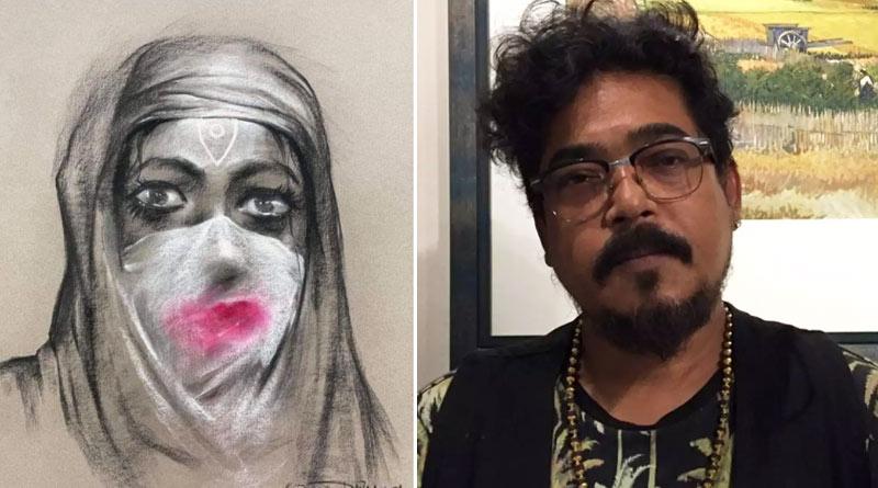 Artist Sanatan Dinda files complaint in Lalbazar over threat calls | Sangbad Pratidin