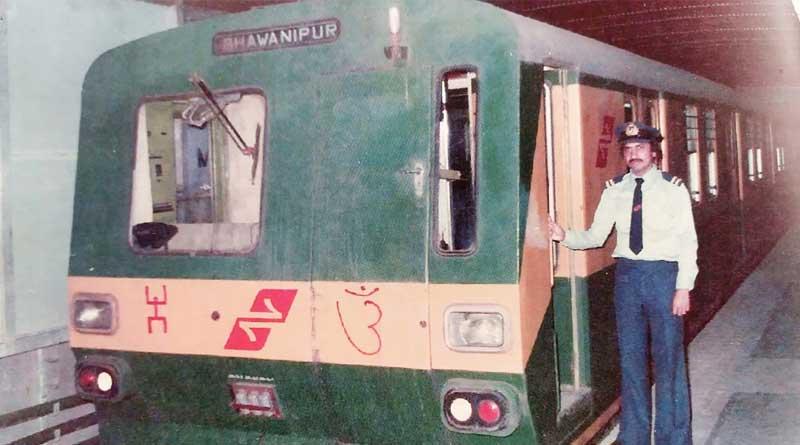 First driver of kolkata metro share his experience | Sangbad Pratidin