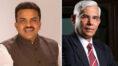 Ex-CAG Vinod Rai apologises to Sanjay Nirupam for 2G allegation। Sangbad Pratidin