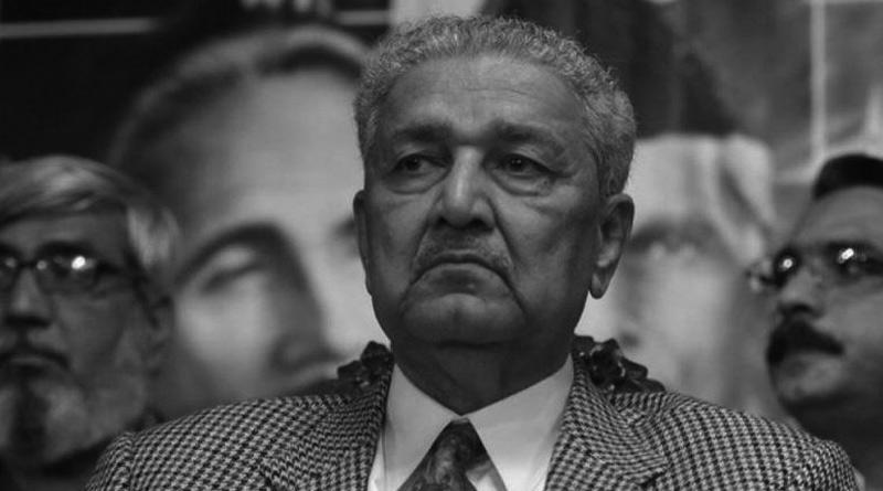 Father of Pakistan's nuclear bomb AQ Khan passes away। Sangbad Pratidin
