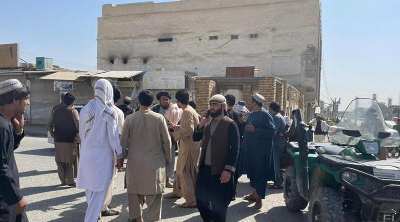 Explosion hits Shia mosque in Afghanistan's Kandahar area during Friday prayers, seven dead | Sangbad Pratidin