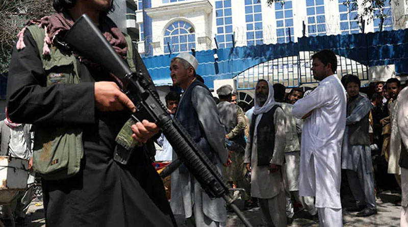 Report claims Taliban to deploy suicide bombers at Afghanistan Borders | Sangbad Pratidin