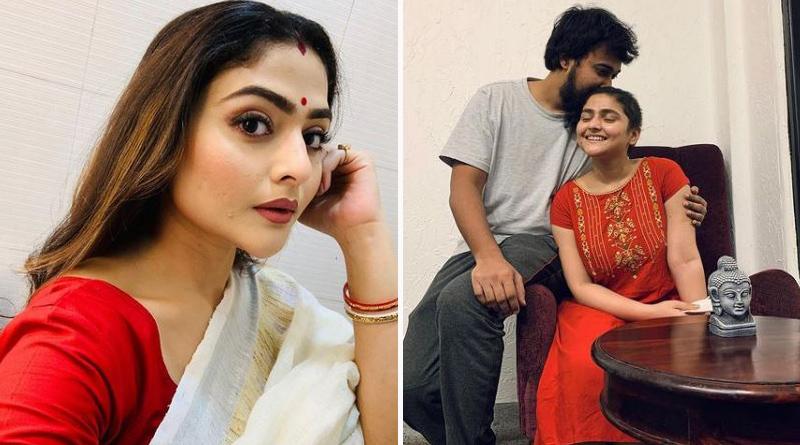 Actress Aindrila Sharma's health update from boyfriend Sabyasachi Chowdhury | Sangbad Pratidin