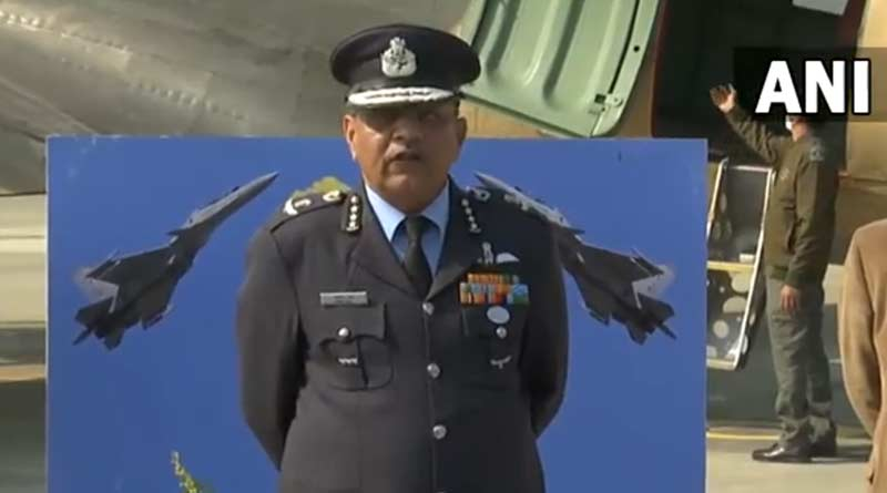 We'll have whole Kashmir in yrs to come: Air Marshal Amit Dev | Sangbad Pratidin