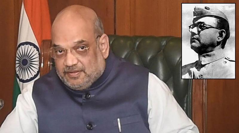 Amit Shah alleges injustice to Netaji Bose after BJP's Savarkar charge | Sangbad Pratidin