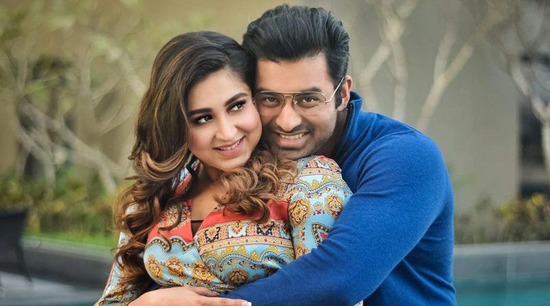 Ankush Hazra shares first look of Love marriage | Sangbad Pratidin
