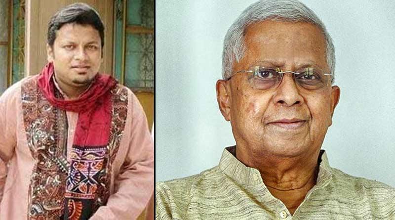 BJP leader Tathagata Roy supports Anupam Hazra । Sangbad Pratidin