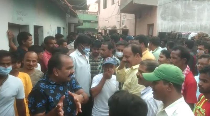 Illegal arms factory found in Asansol's Hirapur । Sangbad Pratidin