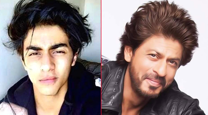 Shah Rukh Khan's smiles is back after Aryan's Bail | Sangbad Pratidin