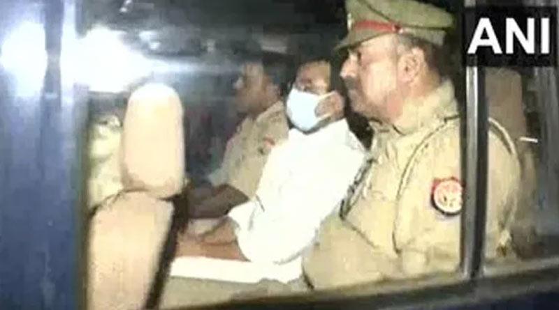 Lakhimpur Kheri Violence: Ashish Misra sent to 14-day judicial custody   Sangbad Pratidin