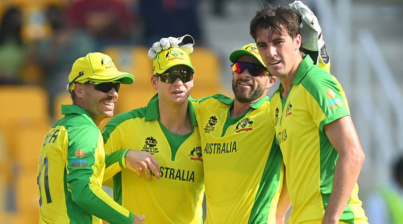 ICC T20 World Cup: Australia beat South Africa | Sangbad Pratidin