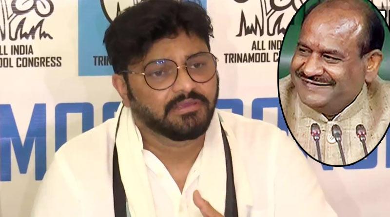 Babul Supriyo resigns from his post of MP after meeting LS speaker OM Birla | Sangbad Pratidin