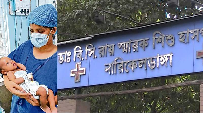 Doctors save newborn by operating after which it can breath after 432 hours   Sangbad Pratidin
