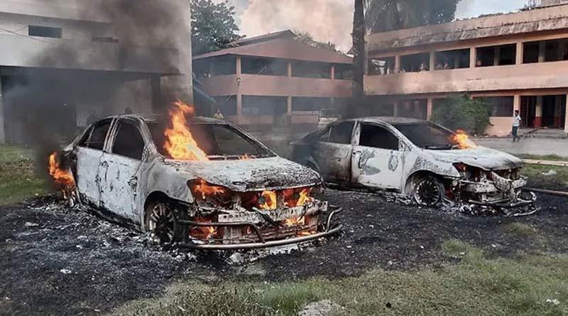 US Condemns Reports Of Attacks On Hindus In Bangladesh | Sangbad Pratidin