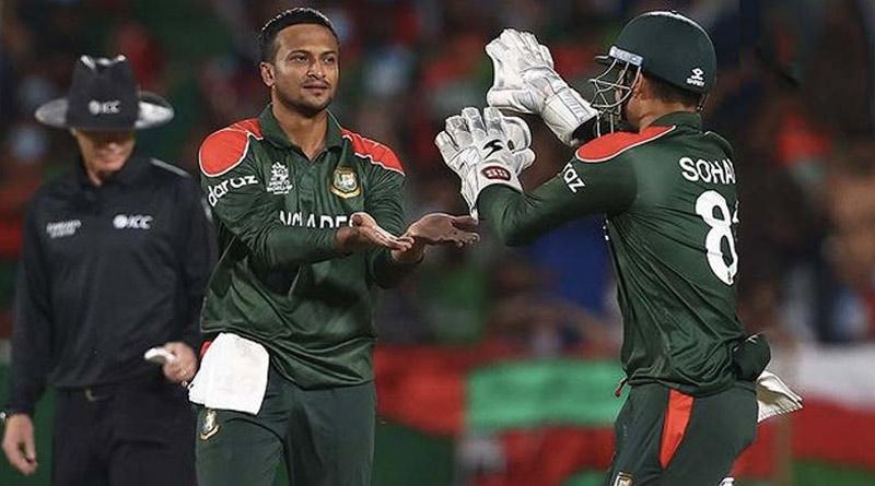All-rounder Shakib A Hasan Powers Bangladesh Into Super 12s of T20 World Cup | Sangbad Pratidin