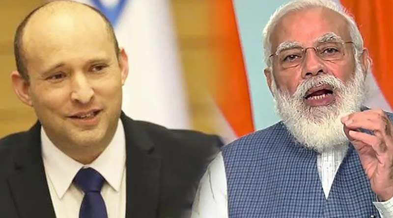 Israel PM praises PM Narendra Modi | Sangbad Pratidin