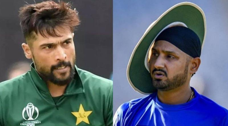 Harbhajan Singh and Mohammad Amir's Ugly Spat On Twitter After Pakistan beats India | Sangbad Pratidin