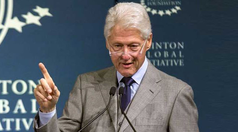 Former US president Bill Clinton hospitalised with non-Covid-related infection। Sangbad Pratidin