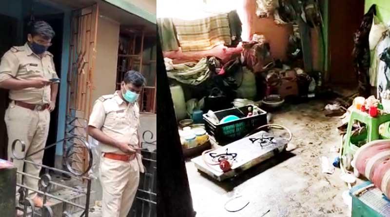 Blast in North 24 pargana's Barrackpore, 2 injured | Sangbad Pratidin