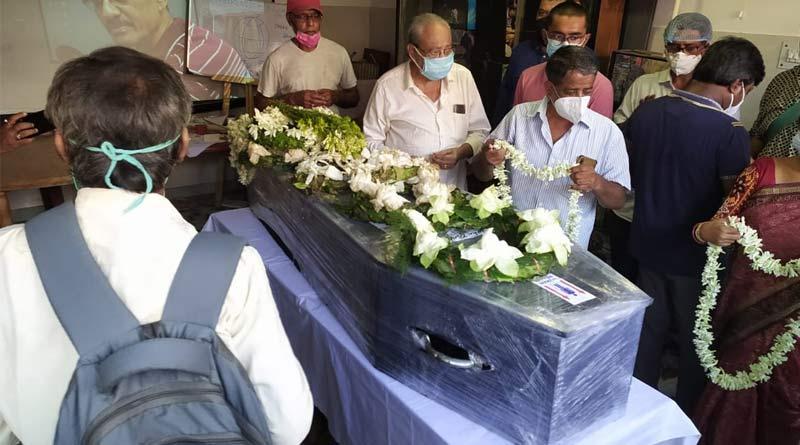 Body of two trekkers of North 24 Parganas returns home | Sangbad Pratidin