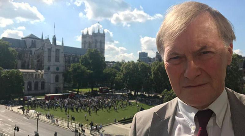 UK MP David Amess, Stabbed Multiple Times In A Church, Dies | Sangbad Pratidin