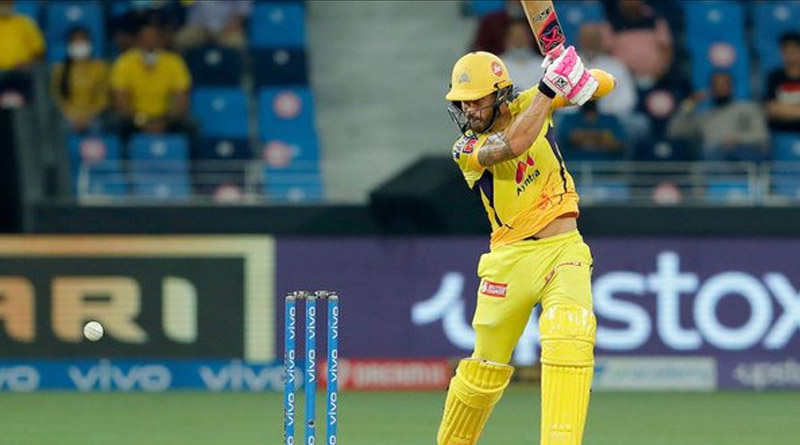 IPL 2021: Chennai Super kings gives 193 runs target for KKR | Sangbad Pratidin