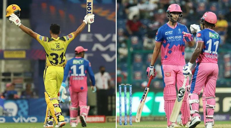 IPL 2021: RR beats CSK by 7 wickets   Sangbad Pratidin