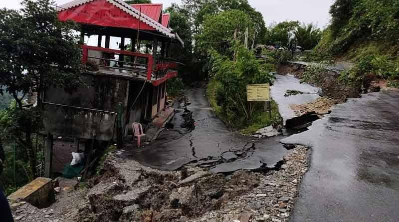 North Bengal flood situation worsen । Sangbad Pratidin