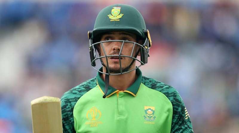 T-20 World Cup: Quinton de Kock apologizes, set to take the knee | Sangbad Pratidin