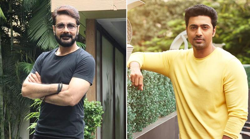 Dev prosenjit starrer new movie kachher manush poster released   Sangbad Pratidin