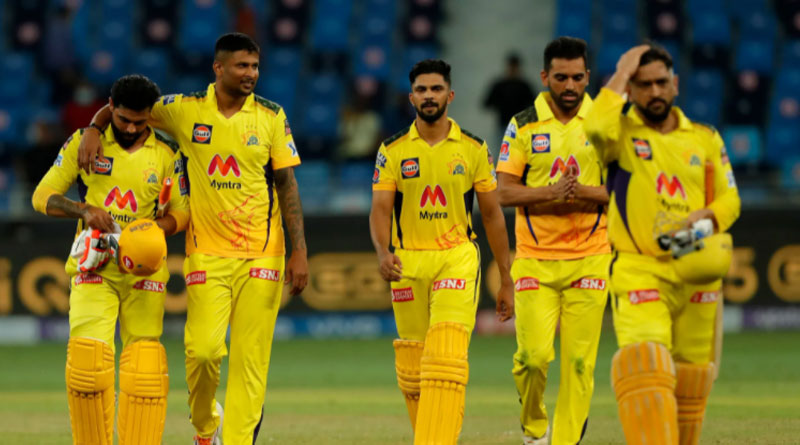 IPL 2021: Chennai Super Kings beats Delhi to reach IPL finals | Sangbad Pratidin