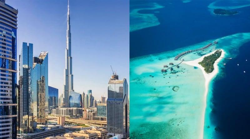 More Indians head for Maldives Dubai this Diwali | Sangbad Pratidin