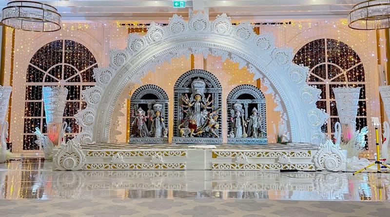 Durga Puja celebrated in Dubai | Sangbad Pratidin