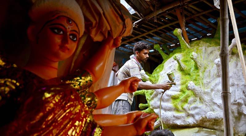 The economy of Durga Puja in Bengal | Sangbad Pratidin