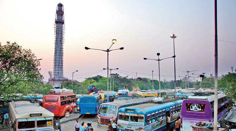 Snatching incident at Esplanade area increases। Sangbad Pratidin