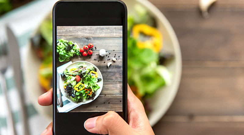 Study claims posting food pictures on social media can make you gain weight | Sangbad Pratidin