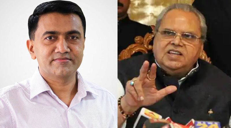 Former Governor accuses Goa CM Pramod Sawant of corruption; TMC demands resignation | Sangbad Pratidin