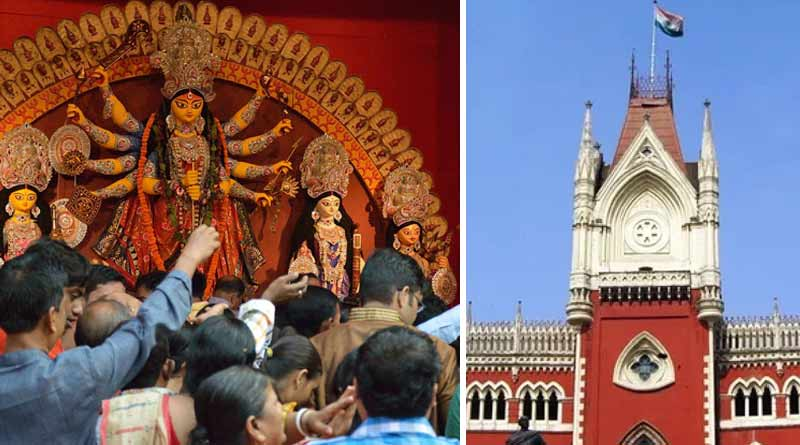 Durga Puja 2021: Calcutta HC issues new guidlines to celebrate Durga Puja, with some relaxation | Sangbad Pratidin