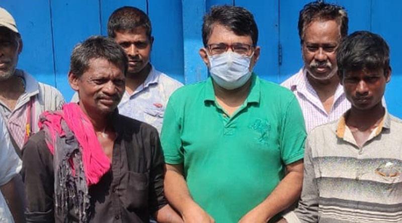 HAM radio unites mentally unstable man with family | Sangbad Pratidin