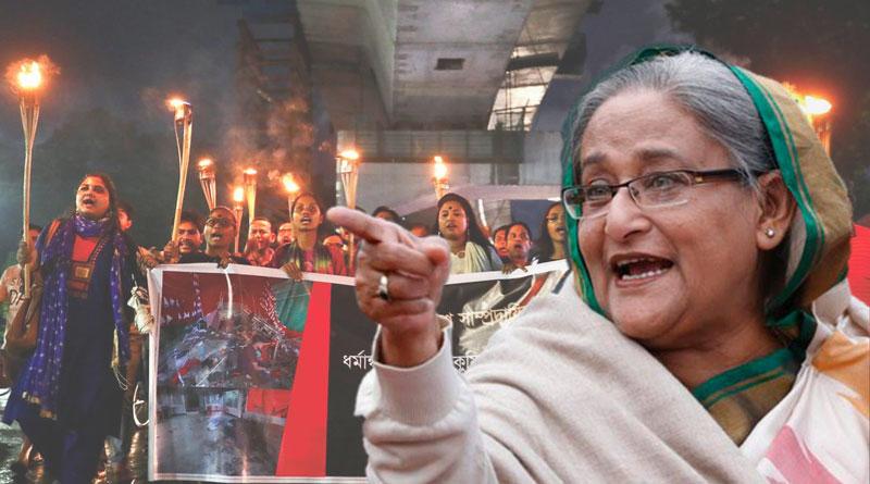 Editorial: Sheikh Hasina posses a serious question for India | Sangbad Pratidin