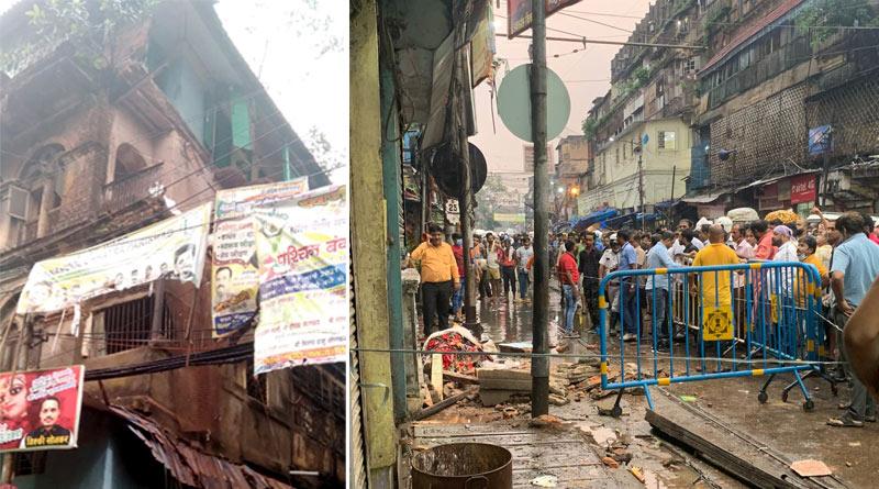 House collapsed at Kolkata left 2 dead | Sangbad Pratidin