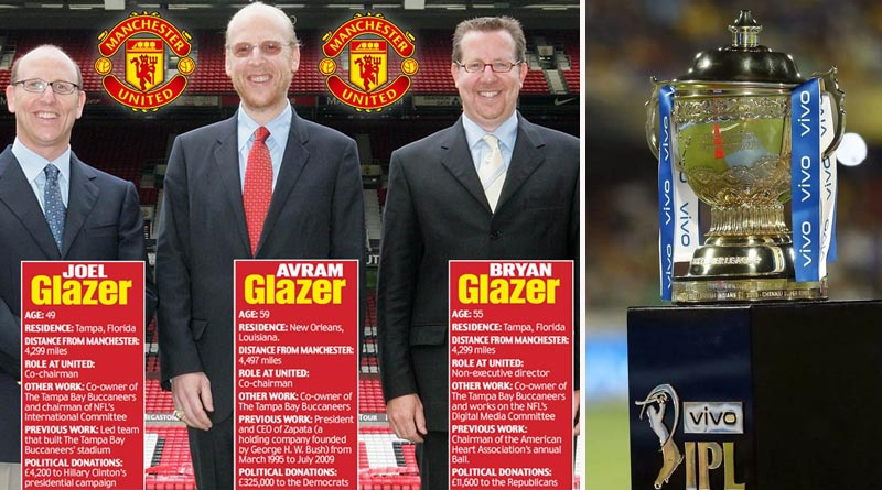 Manchester United owners Glazer family want to buy one of the two new IPL teams | Sangbad Pratidin