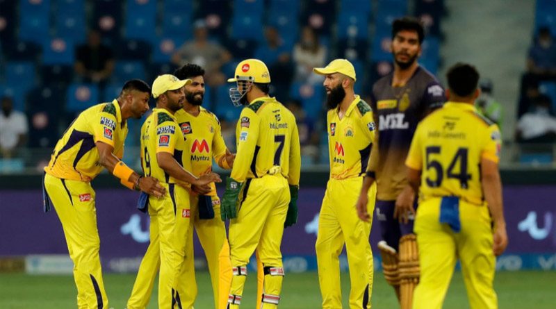 IPL 2021 Final, CSK vs KKR: Chennai Beats Kolkata and IPL title | Sangbad Pratidin