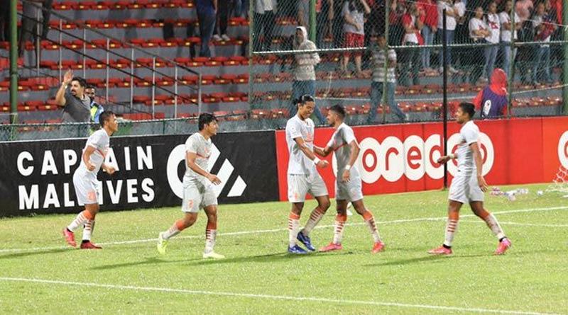 India beats Nepal to win Saff Championship 2021 | Sangbad Pratidin