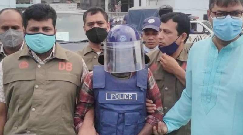 Muslim man confesses of placing Quran at Durga Puja pandal in Bangladesh | Sangbad Pratidin