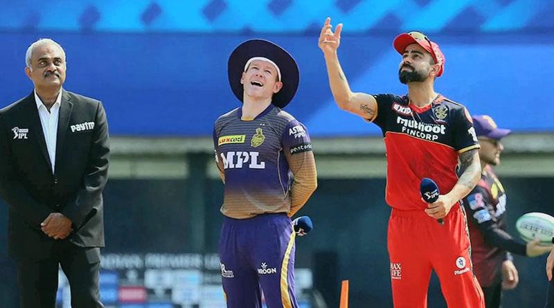 IPL 2021: RCB to face KKR in Eliminator | Sangbad Pratidin