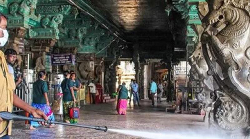 Religious body imposes dress code for women devotees visiting temples in Karnataka। Sangbad Pratidin