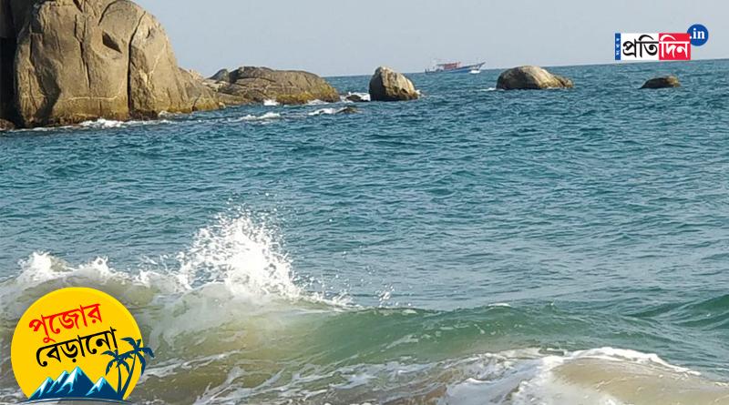 Tourists may visit Muttom Sea Beach of Karnataka during Durga puja | Sangbad Pratidin