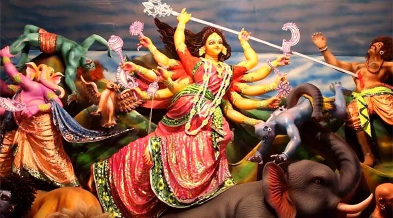 Katyayani Puja to stop in Bangladesh due to violence । Sangbad Pratidin