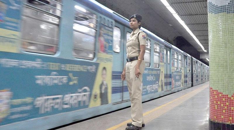 This Durga Puja Lady RPF will be deployed in civil dress for Metro security | Sangbad Pratidin